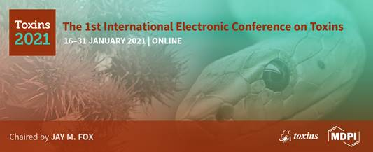 International Electronic Conférence on Toxins